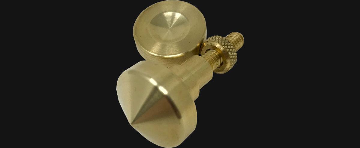 GSI Brass Foot Set Photo