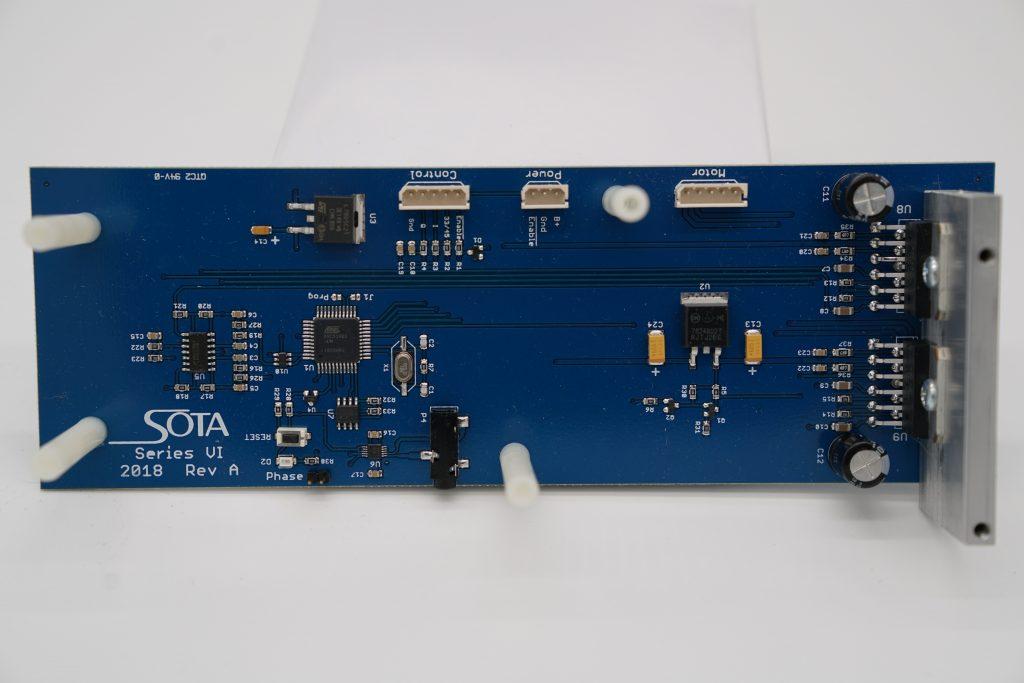 Series VI Control Board